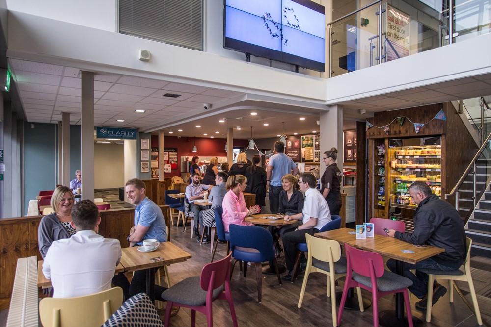 Amenities Sheffield Business Park